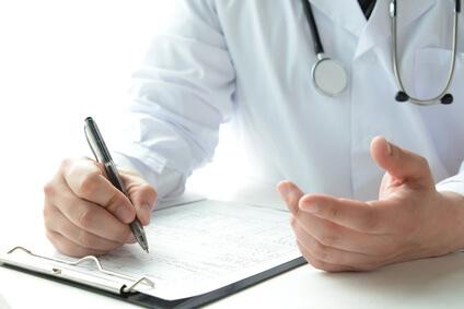 検査結果を活かすためのドクターコメント付き