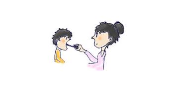 子供能力遺伝子検査キット手順2