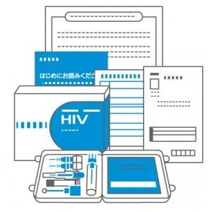 インターネットから血液検査キットを注文する