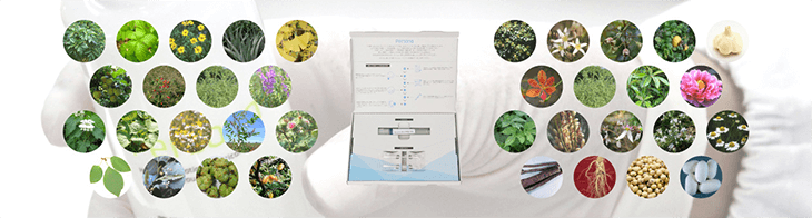 ペルソナは14~28種類の天然由来成分を配合