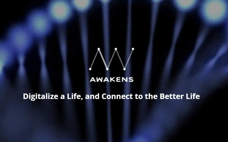 Awakens(アウェイクン) ロゴ画像