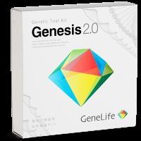 ジーンライフ ジェネシス2.0 パッケージ画像