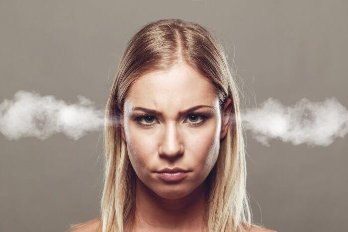 怒りっぽいのはカルシウム不足じゃなくて遺伝的要因があるかも イメージ画像