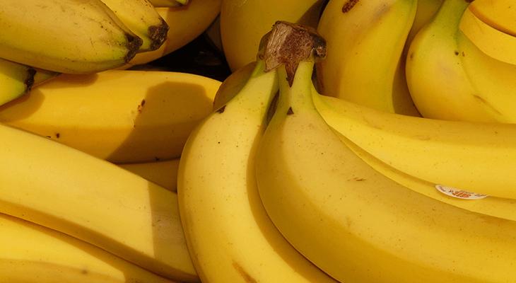 たくさんのバナナ