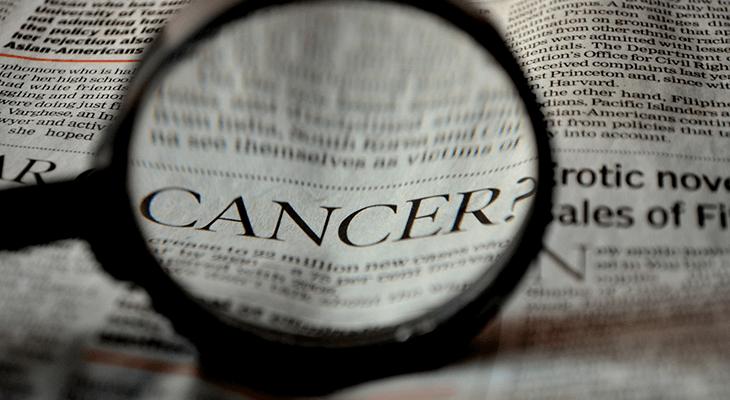 がんについてのニュース記事