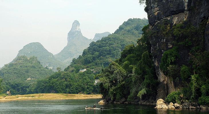 中国の大河