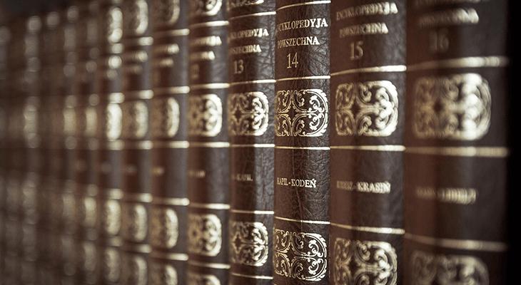 並べられた本