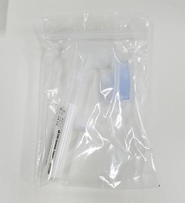 ジーンライフジェネシス2.0の試料採取キット