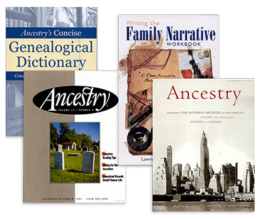 Ancestry Publishingの雑誌