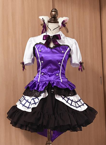アイドル用のオーダー製作衣装